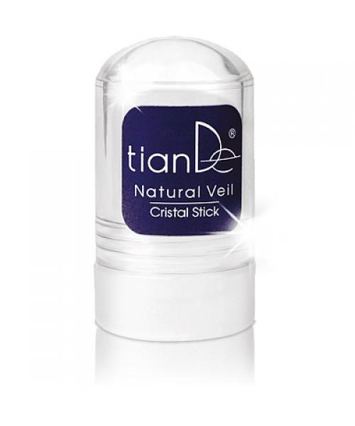 """TianDe  Alūno kristalas """"Natural Veil"""" daugiafunkcinis 60g"""