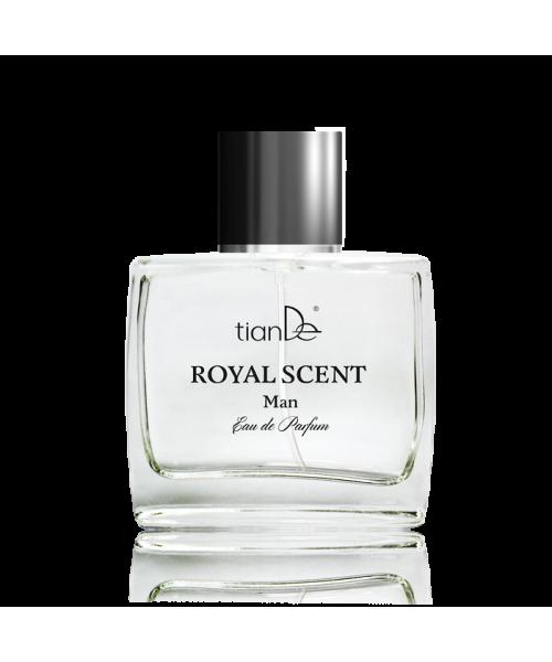 "TianDe  Parfumuotas vanduo vyrams "" Royal Scent"" 50 ml"