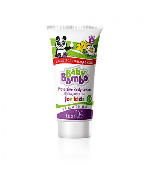"""TianDe Apsauginis vaikų kremas kūnui """" Baby Bambo""""   50 g"""