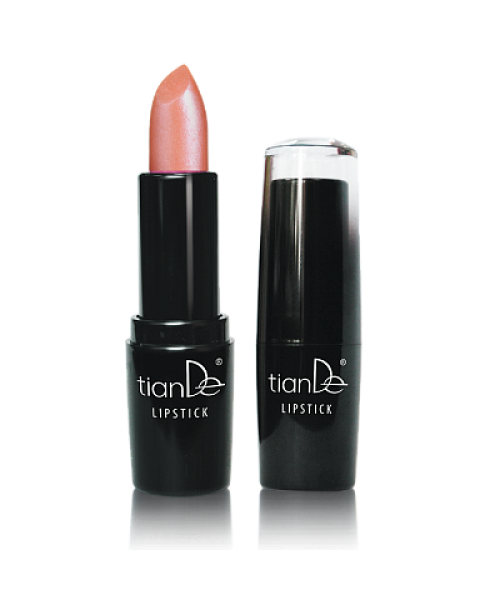 "TianDe Lūpų dažai drėgmė+sodri ilgai išliekanti spalva "" Lip Stick""/14 perlamutras 3.8 g"