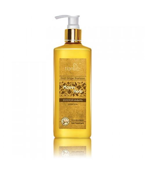"""tianDe šampūnas """" Auksinis imbieras""""  nuo pleiskanų 300 ml"""
